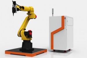 دستگاه لیزر برش 5 محور بازویی 3d هوشمند ( ربات )